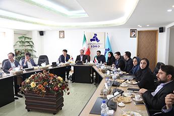 برگزاری دومين نشست برنامه باز نشر دانش (ksp) در سازمان گسترش و نوسازی صنایع ایران