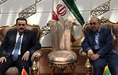 سرپرست وزارت صنایع و معادن عراق با بدرقه رسمی رئیس هیات عامل سازمان گسترش تهران را ترک کرد