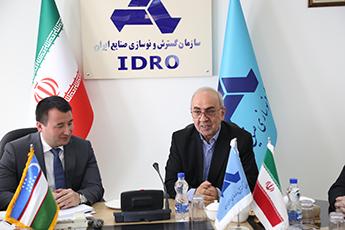گسترش همکاري ايران و ازبکستان در حوزه هاي انرژي و صنايع نوين