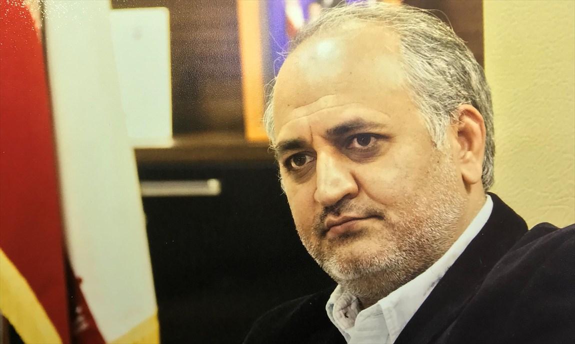 علیاکبر رضایی، سرپرست مرکز روابط عمومی وزارت صمت شد