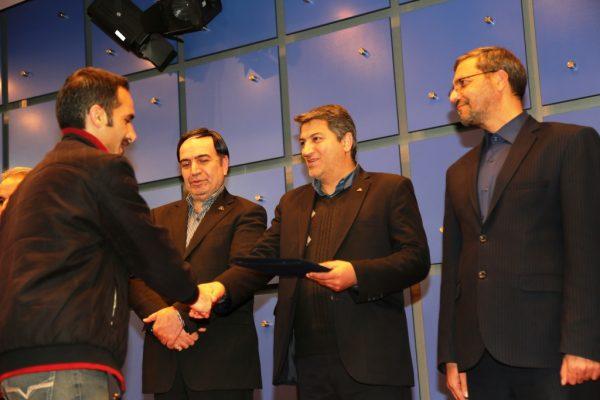 همایش تقدیر از برگزیدگان دومین دوره جایزه ملی مدیریت انرژی