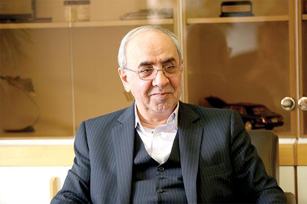 منصور معظمی رئیس هیات عامل ایدرو