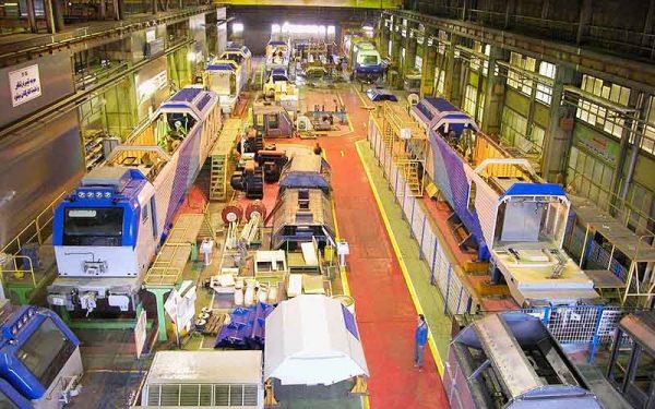 سرمایهگذاری یک میلیارد یورویی آلستوم فرانسه در واگن پارس اراک