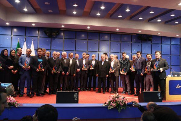 سومین دوره جایزه ملی مدیریت انرژی برگزیدگان خود را شناخت