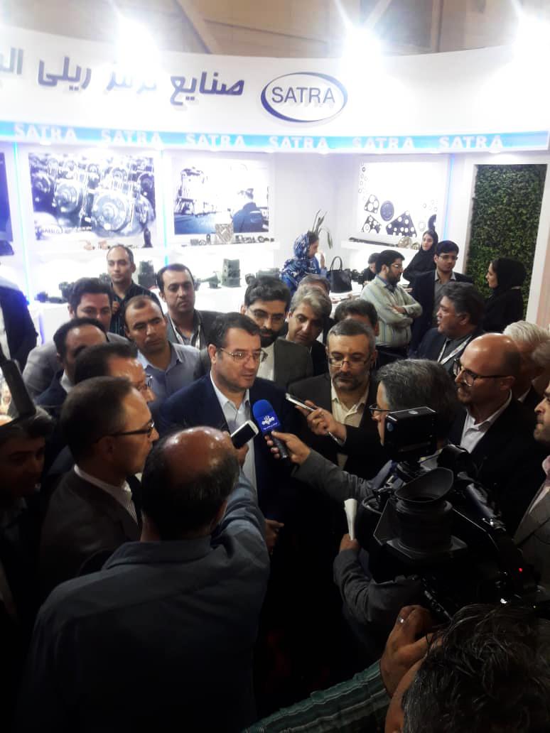 پایگاه خبری آرمان اقتصادی WhatsApp-Image-2019-06-12-at-12.48.52 بازدید وزیر صنعت ،معدن و تجارت از غرفه ایدرو در هفتمین نمایشگاه بین المللی حمل و نقل ریلی