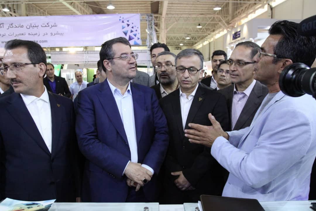 پایگاه خبری آرمان اقتصادی WhatsApp-Image-2019-06-12-at-16.59.26 بازدید وزیر صنعت ،معدن و تجارت از غرفه ایدرو در هفتمین نمایشگاه بین المللی حمل و نقل ریلی