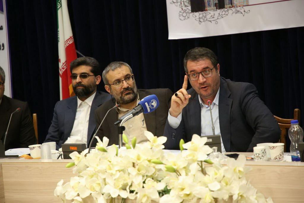 پایگاه خبری آرمان اقتصادی image1419 گزارش تصویری بازدید وزیر صمت و رییس هیات عامل ایدرو از اردبیل