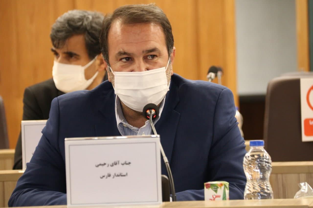 پایگاه خبری آرمان اقتصادی photo_۲۰۲۱-۰۱-۲۶_۱۷-۴۱-۵۷ گزارش تصویری نشست مشارکت طرحهای صنعتی ایدرو با سرمایه گذاران فارس