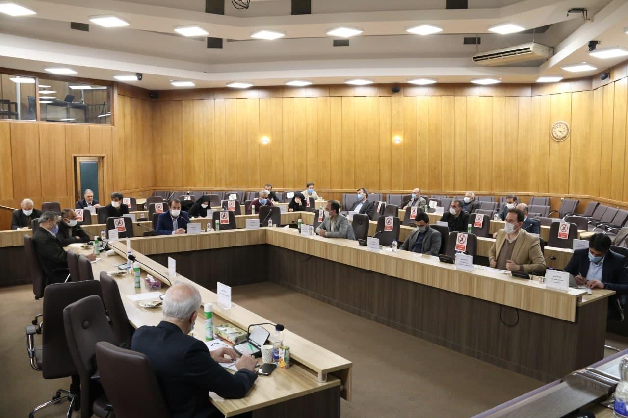 پایگاه خبری آرمان اقتصادی photo_۲۰۲۱-۰۱-۲۶_۱۷-۴۱-۵۸ گزارش تصویری نشست مشارکت طرحهای صنعتی ایدرو با سرمایه گذاران فارس