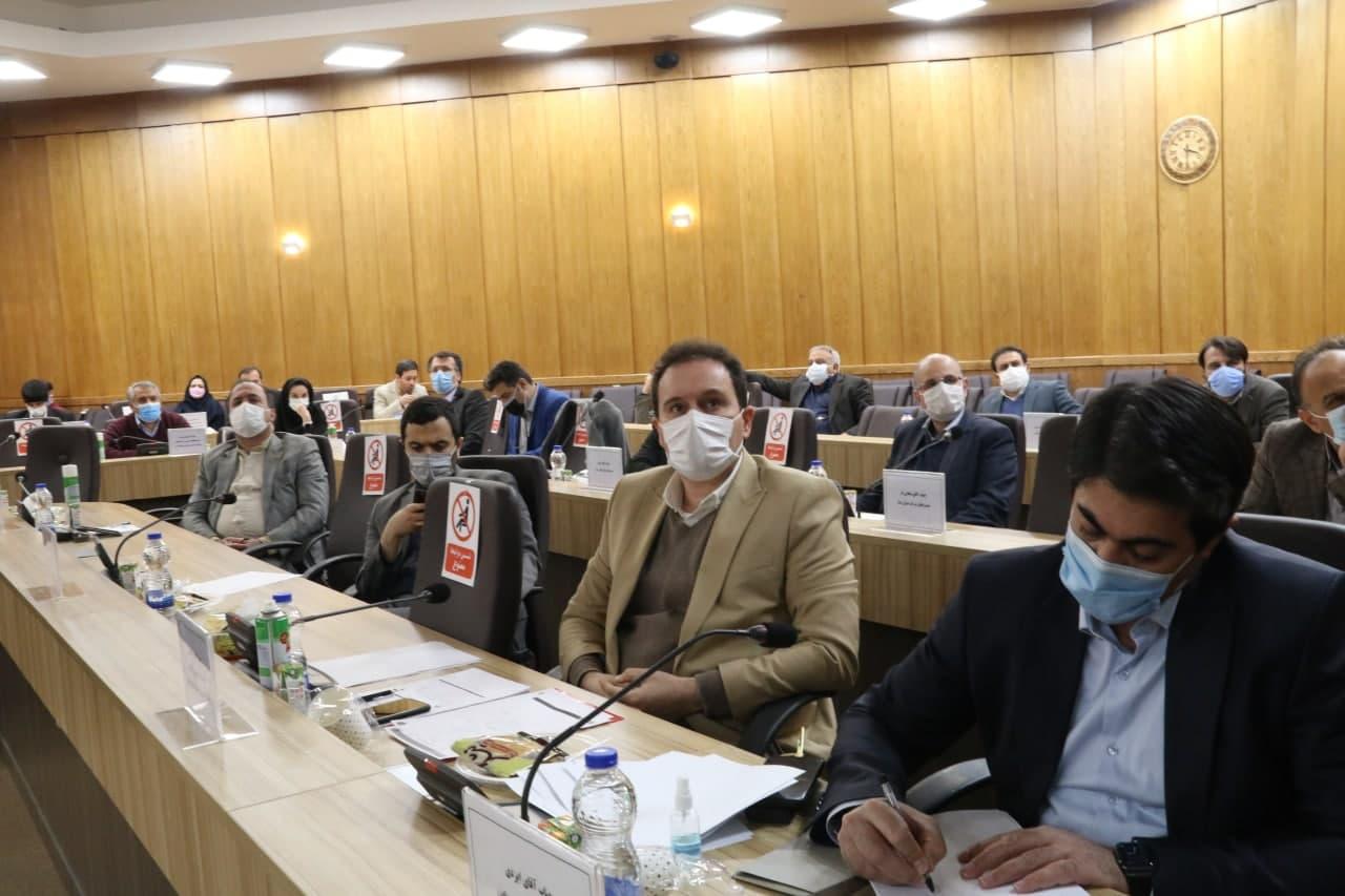 پایگاه خبری آرمان اقتصادی photo_۲۰۲۱-۰۱-۲۶_۱۷-۴۲-۰۰ گزارش تصویری نشست مشارکت طرحهای صنعتی ایدرو با سرمایه گذاران فارس